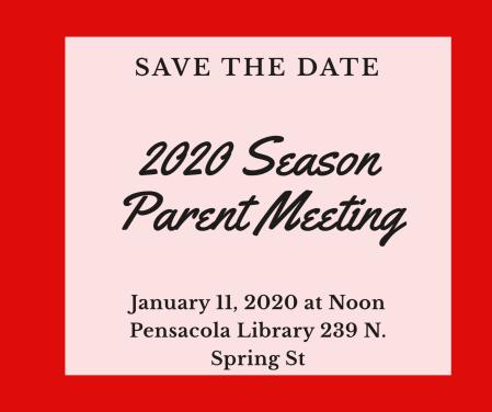 2020 Season Parent Meeting (1)